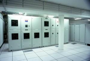 Equinox Sydney Data Center Switchboard
